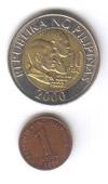 10-peso coin